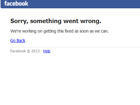 เฟซบุ๊ก-ไอจีล่ม! ผู้ใช้หลายประเทศเข้าใช้งานไม่ได้กว่า 20 นาที