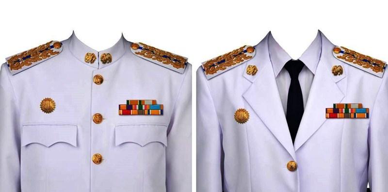 ทรงสมัย โคราช : จำหน่ายและรับตัดชุดข้าราชการ ชุดกากี และชุดพิธีการต่างๆ