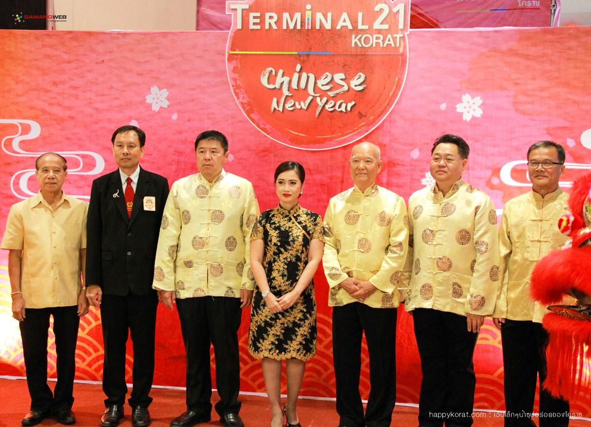 Terminal 21 โคราช จัดให้เต็มแบบถี่ๆ กับ Chinese Festival พร้อมกายกรรมชั้นนำจากประเทศจีน