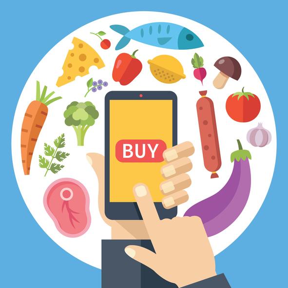 จับจังหวะธุรกิจอาหารบุกตลาดสายช้อปออนไลน์